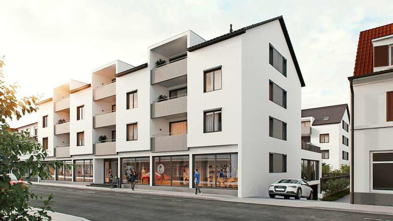 Diese Gebäude soll in Grenzach-Wyhlen ...marktüblichen Preise vermietet werden.  | Foto: Altera