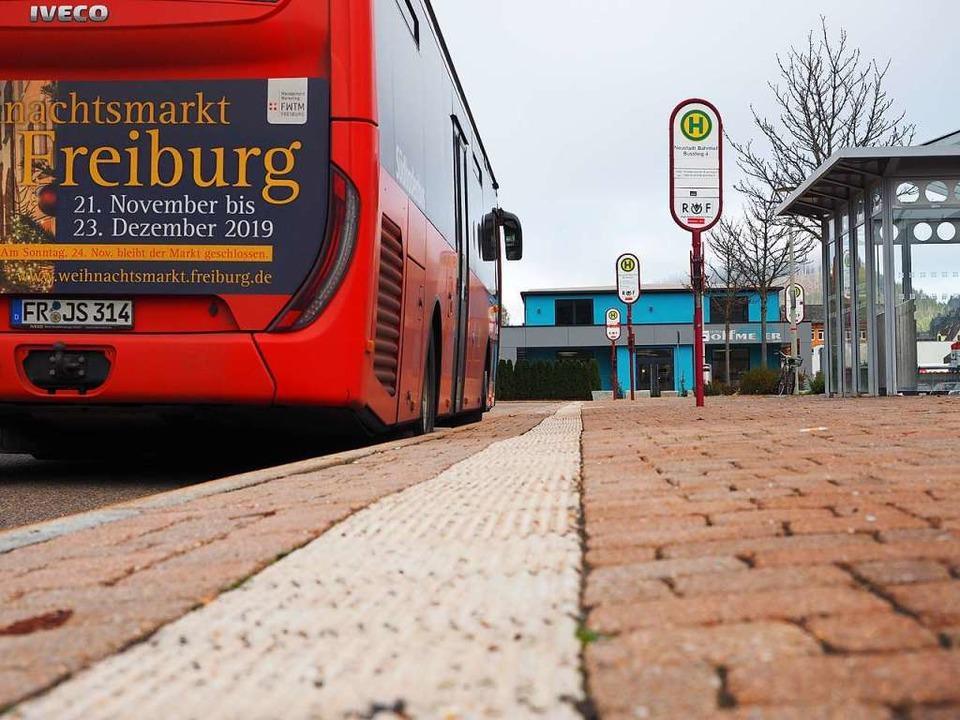 Wohin geht die Fahrt? Verwaltung und G...sen sich mit dem Nahverkehrsplan 2021.  | Foto: Susanne Gilg