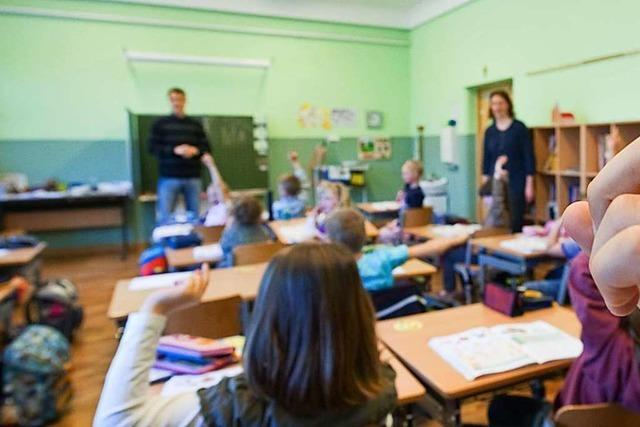 GEW fordert bessere Bezahlung für Grund- und Hauptschullehrer