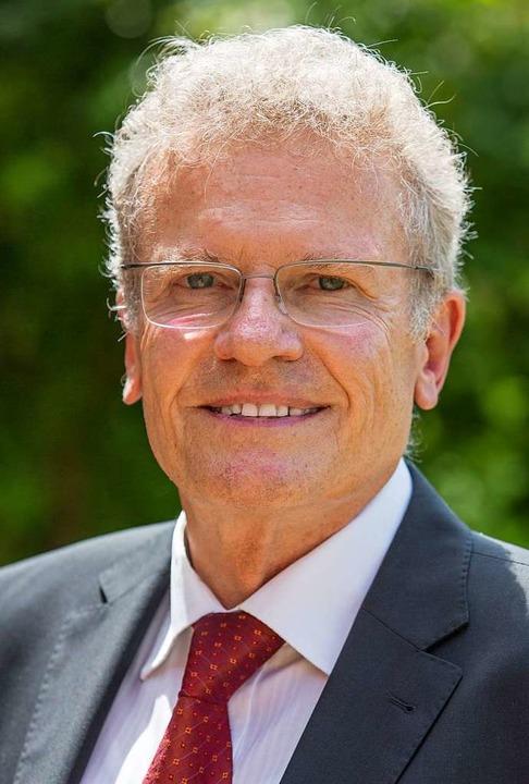 Wilfried Pfeiffer ist seit 2014 Vorsit...s Bezirks Baden der Arbeiterwohlfahrt.  | Foto: Mitarbeiter AWO Baden