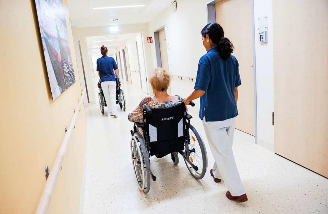 Die gemeinnützige Wohlfahrtspflege wäc...olitischen Prinzipien treu zu bleiben.  | Foto: Daniel Bockwoldt