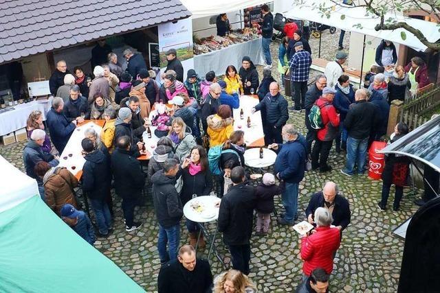 Beim Genuss-Kulinarium in Eichstetten gab's Selbstproduziertes aus der Region