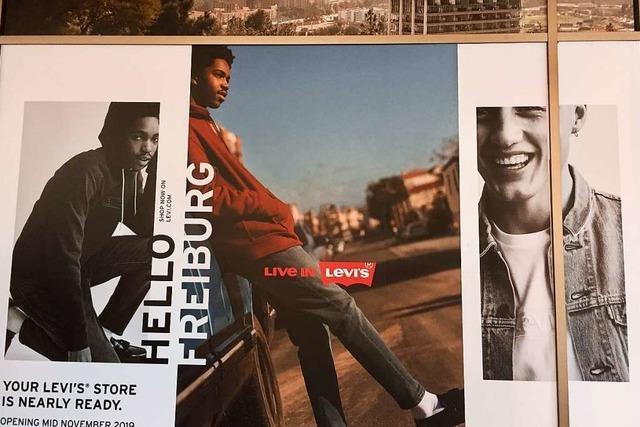 Freiburg bekommt einen Levi's-Store