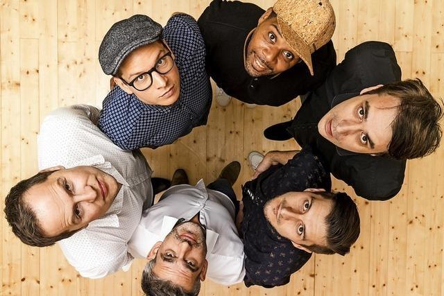 Österreichische Formation Jazzodome gastiert im Sedus Stoll Werk