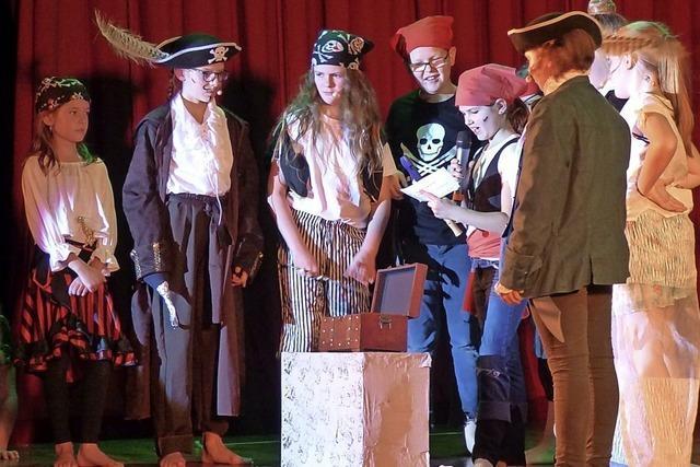 Piraten finden ein neues Leben