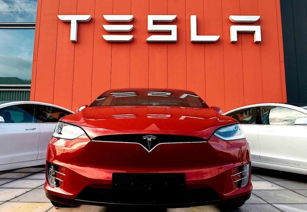 Tesla – Pionier der Elektromobilität  | Foto: JOHN THYS (AFP)