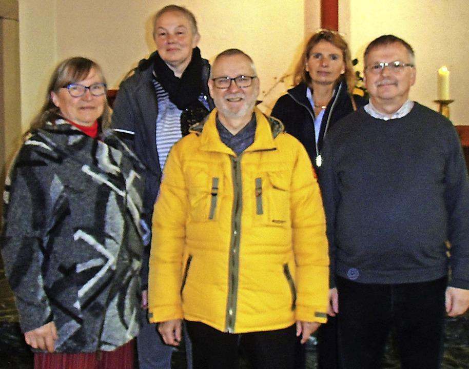 Die Kandidaten zur Wahl der Kirchenält...Christl Cray und Ursula Schütz-Wagner.  | Foto: Cornelia Selz