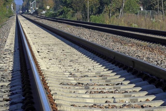 Auf Schiene und Straße