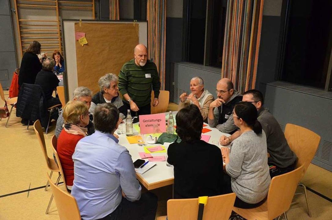 Die Bürger sollen sich an der Gestaltung der Zukunft des Ortes beteiligen.  | Foto: Gabriele Hennicke