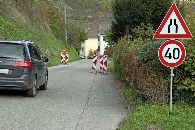 Autoverkehr soll langsamer werden