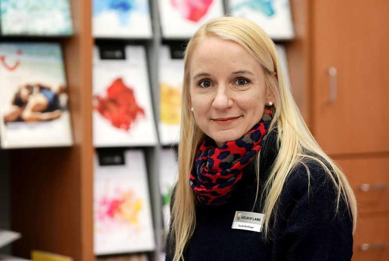 Claudia Steidlinger und ihr Team müssen Sonderschichten einlegen.  | Foto: Christoph Breithaupt