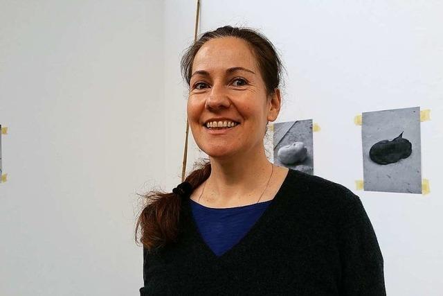 Uta Pütz erhält in Freiburg den Van-Look-Kunstpreis 2019
