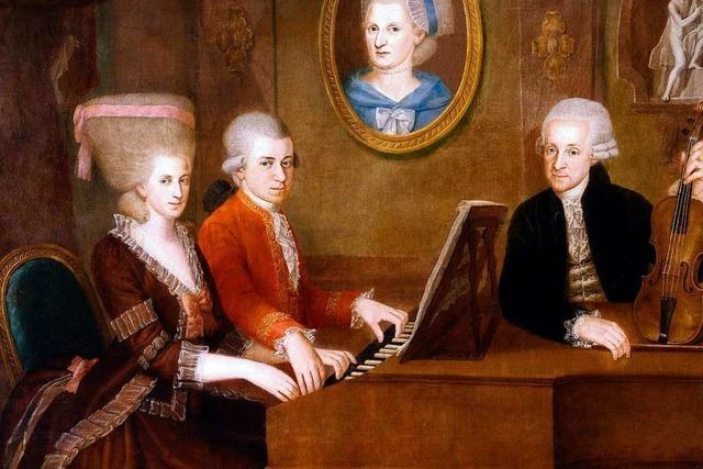 Mehr als nur der strenge Vater: Vor 300 Jahren wurde Leopold Mozart geboren