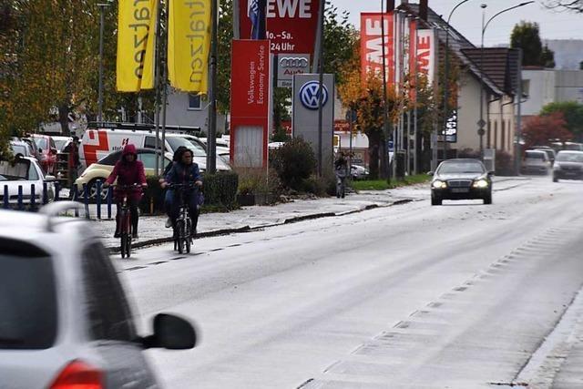 Schopfheim beteiligt sich am Wiesental-Radschnellweg