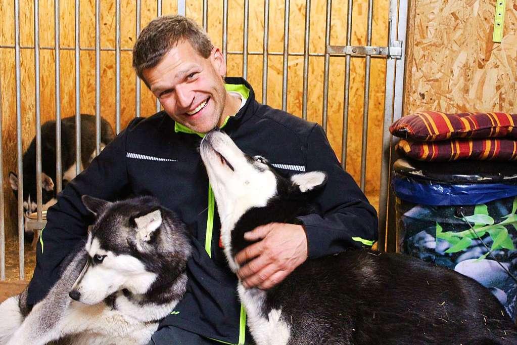 Hundegebell stört Nachbarn: Huskys müssen umziehen - Lenzkirch - Badische Zeitung