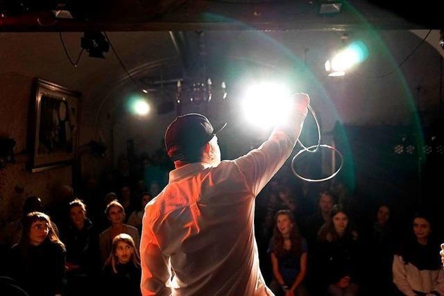 Zaubernachwuchs begeistert beim ersten Auftritt im Großen Meyerhof