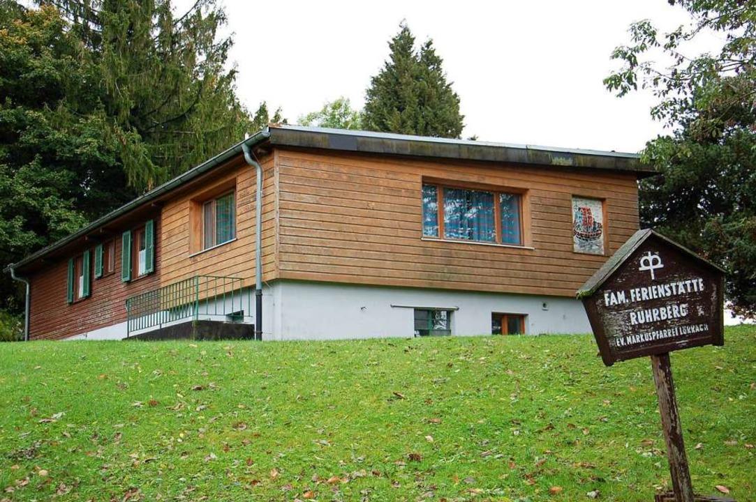 Die  Familienferienstätte auf dem Rührberg  | Foto: Franz Schmider