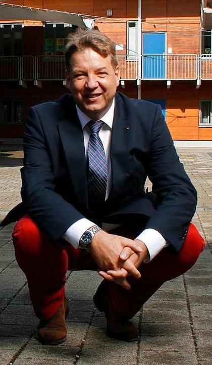 Jürgen Rausch  | Foto: SAK