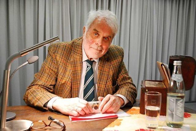 Henric L. Wuermelings Vorfahren waren die Scharfrichter von Rötteln
