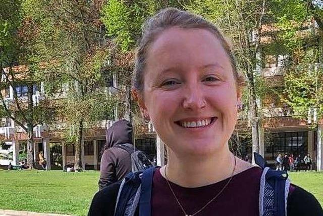 Eine Gundelfinger Studentin erlebt die Proteste in Chile hautnah