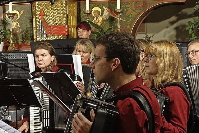Konzerte in zwei Kirchen