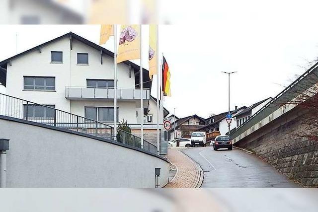 Kirchstraße in Rickenbach bleibt vorerst frei befahrbar