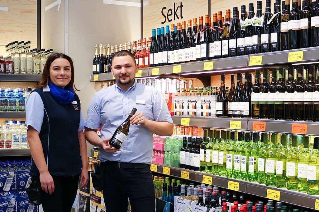 Discounter Aldi und die Drogeriemarktkette dm eröffnen neue Märkte in Kenzingen - Kenzingen - Badische Zeitung