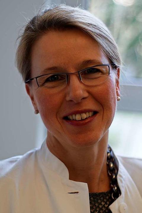 Kristin Kieselbach    Foto: Uniklinik Freiburg