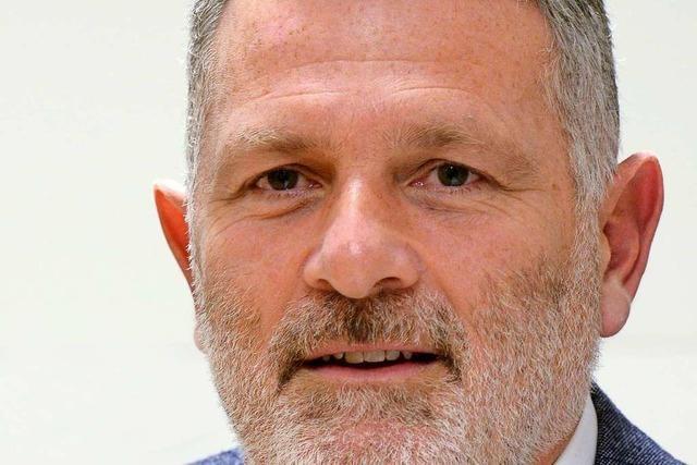 Ab sofort ist Munzingens neuer Ortsvorsteher ganz offiziell im Amt