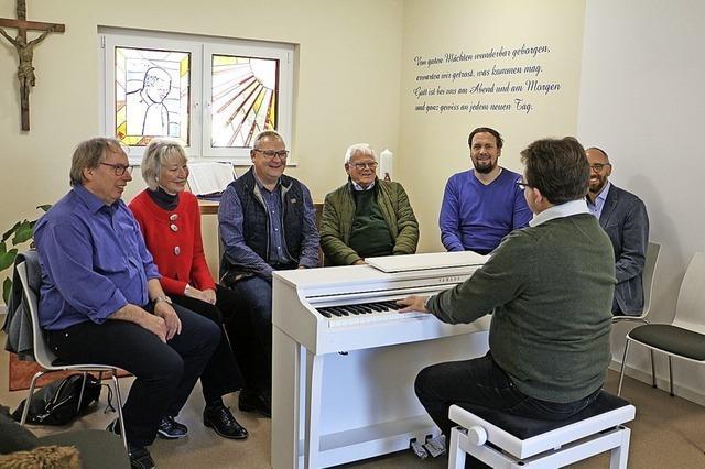 E-Piano für Andachtsraum