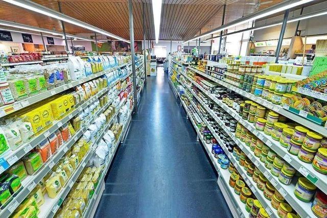 Edgar Rieflin gehört zu den Biosupermarkt-Pionieren
