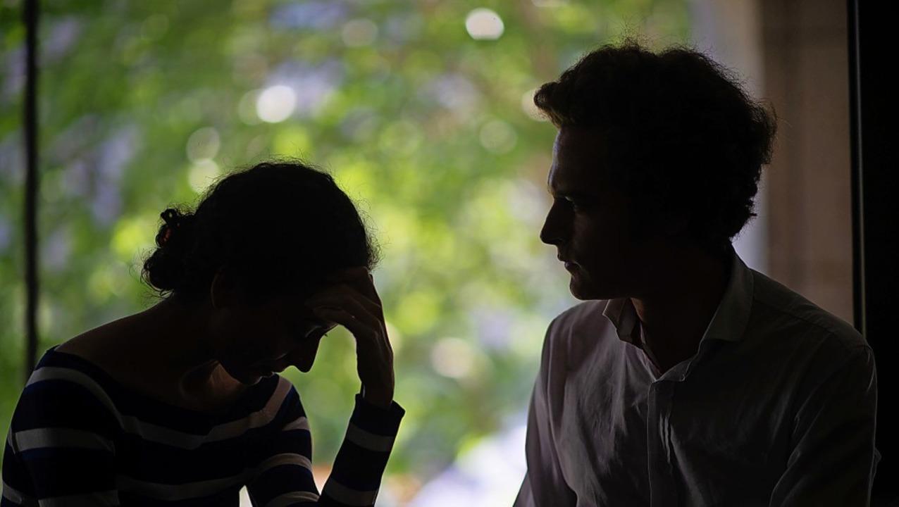 Nicht nur Erwachsene leiden unter psyc...dlichen eine Erkrankung festgestellt.   | Foto: Klaus-Dietmar Gabbert (dpa)