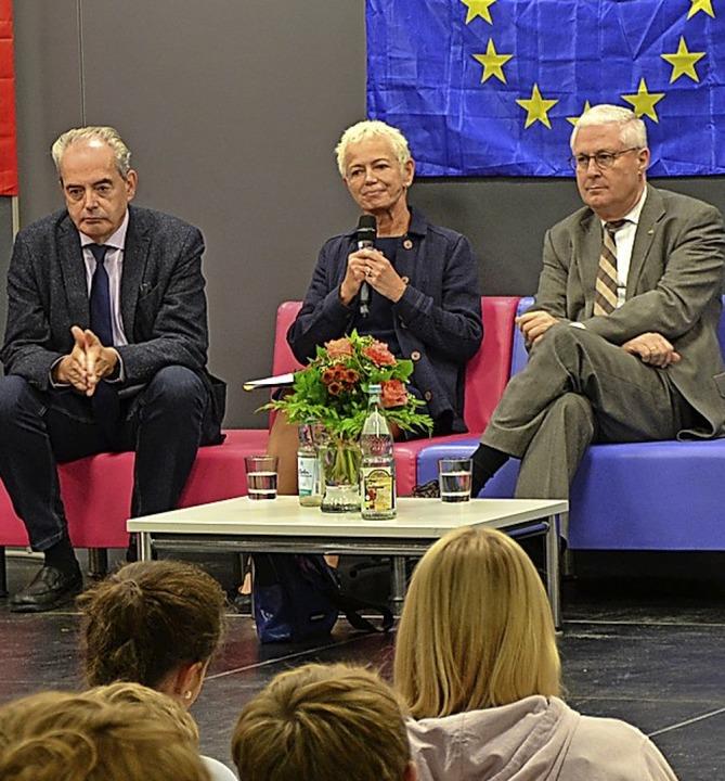 Deichtmann, Klinkert und Dietz  | Foto: C. Koch-Kalmbach