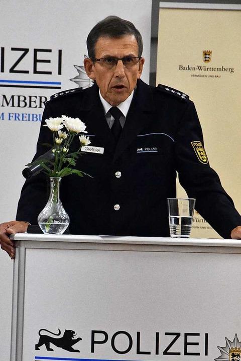 Revierleiter Wolfgang Grethler  | Foto: Kathrin Ganter