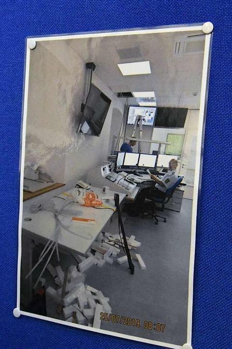 Ein Foto aus der Sanierungsphase  | Foto: Kathrin Ganter