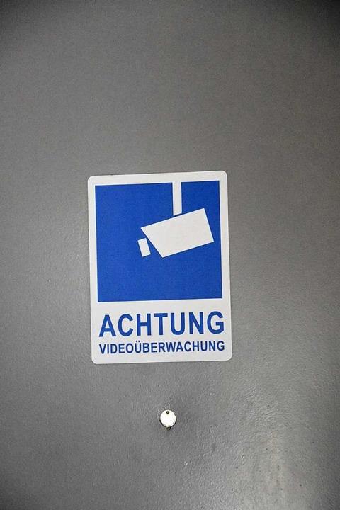 Die neuen Arresträume sind videoüberwacht.  | Foto: Kathrin Ganter