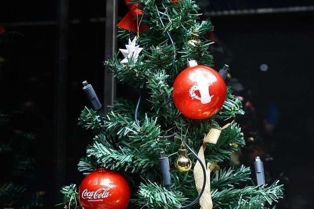 Ein Münchner will einen Weihnachtsbaum für den Grenzübergang spenden