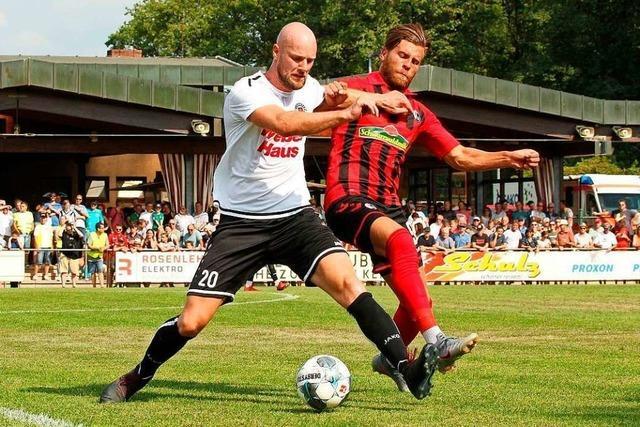 Der SV Linx versucht sich in der Oberliga zu etablieren