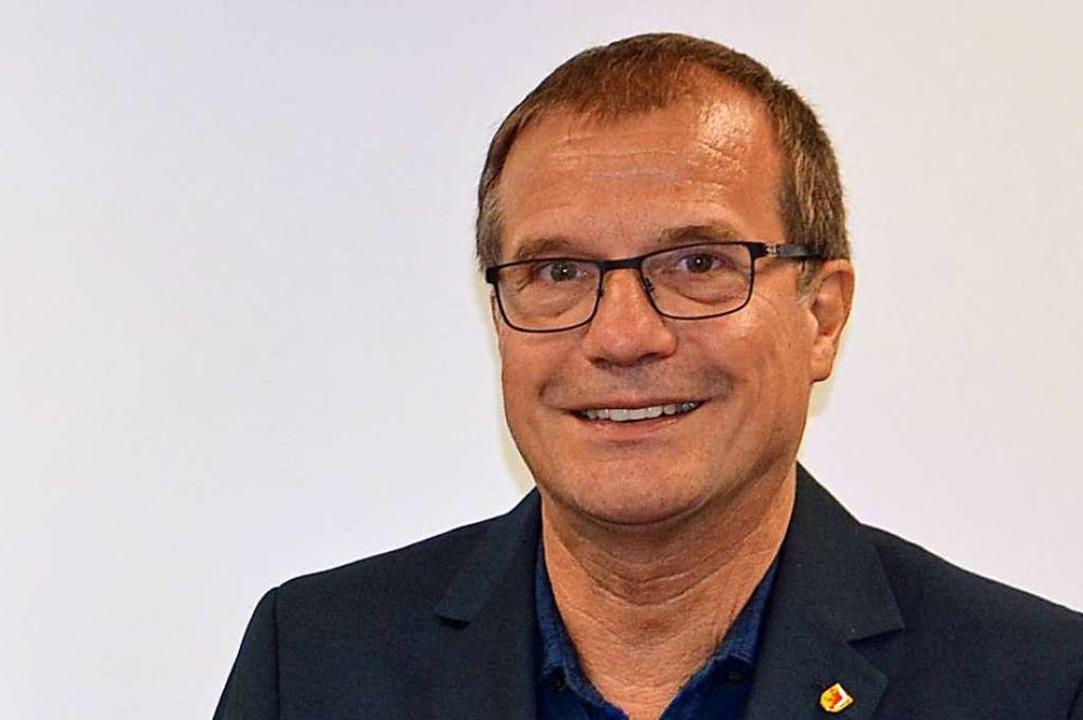 Klaus Eberhardt möchte Oberbürgermeister von Rheinfelden bleiben.    Foto: Stadt Rheinfelden