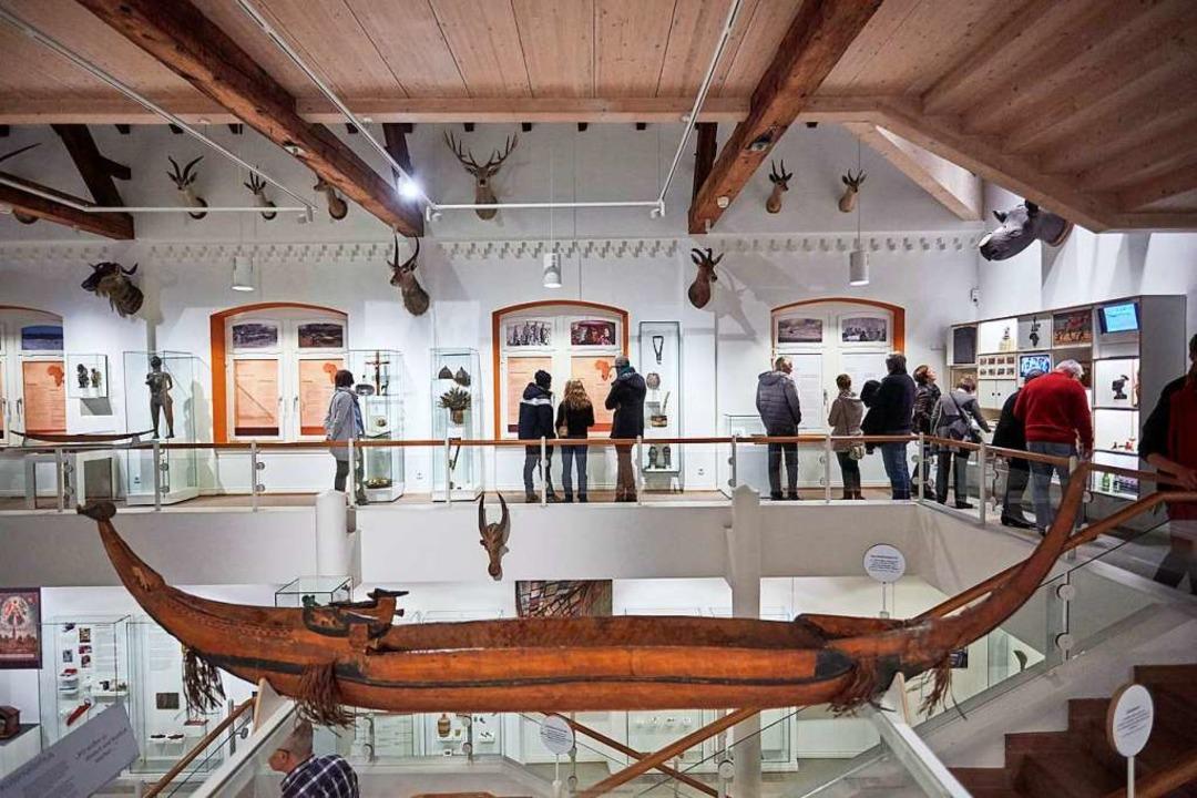 1000 Jahre Stadtgeschichte im edlen Ra... das Museum im Ritterhaus in Offenburg    Foto: Michael Bode