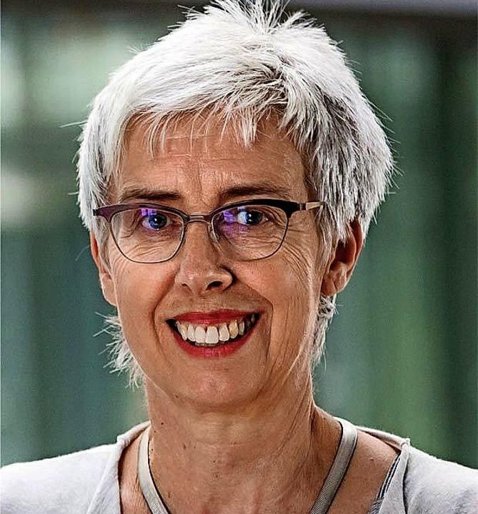 Renate Bähr   | Foto: zvg