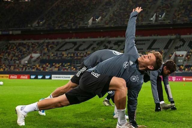 Die Hierarchien im deutschen Nationalteam sind flacher geworden