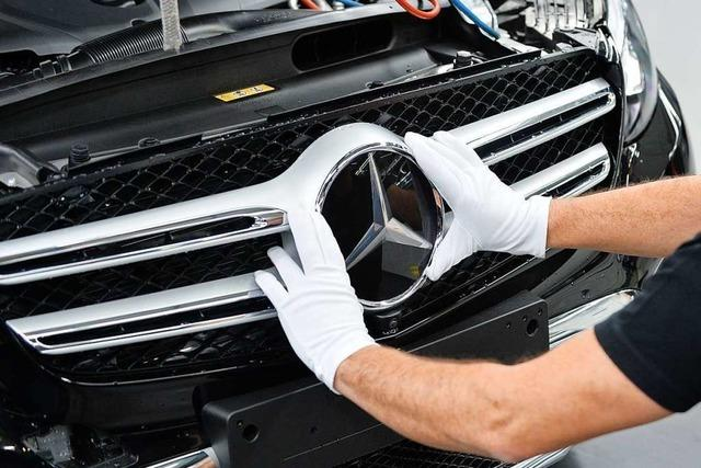 Daimler spart Milliarden beim Personal