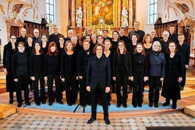 Tickets für das Weihnachtsoratorium des Freiburger Kammerchors zu gewinnen