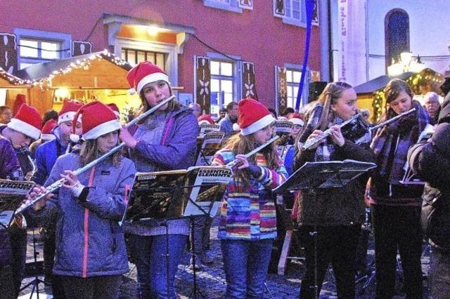 Wirtschafts- und Tourismusgesellschaft übernimmt Regie für den Weihnachtsmarkt