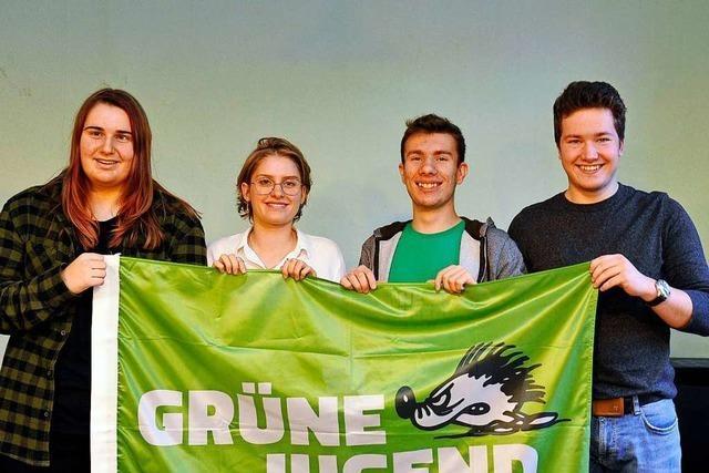 Die Grüne Jugend Lahr hat sich gegründet