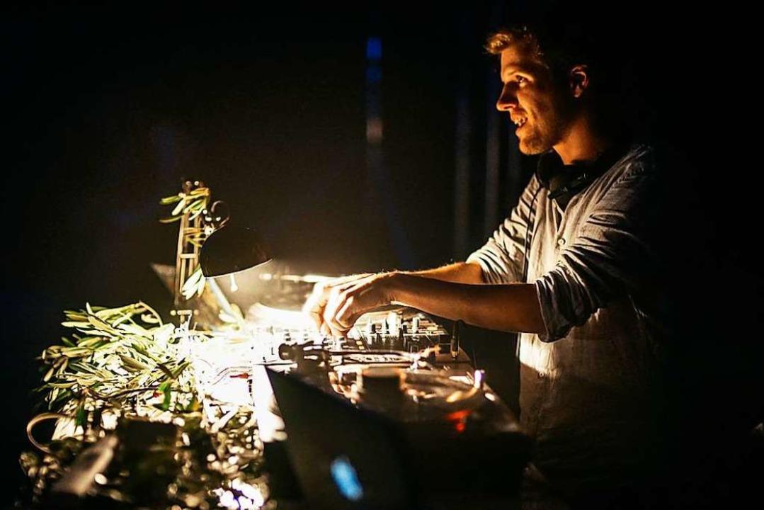 Michael Ellis legt am Samstag im Freiz...emeinsam mit van Goetz Discohouse auf.  | Foto: Promo