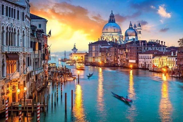 Wie Commissario Brunetti durch Venedig bummeln
