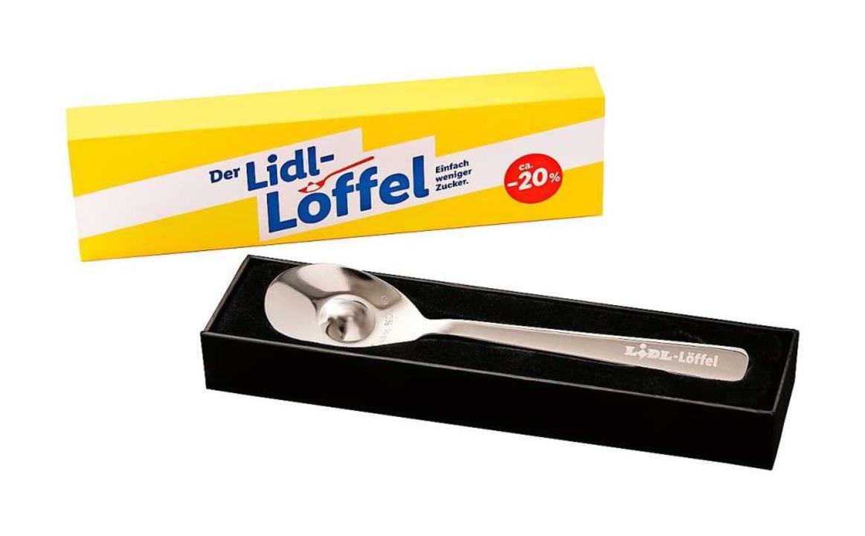 Kleine Beule, große Wirkung: Der Lidl-...as Zuckerproblem lösen. Ganz bestimmt.  | Foto: lidl