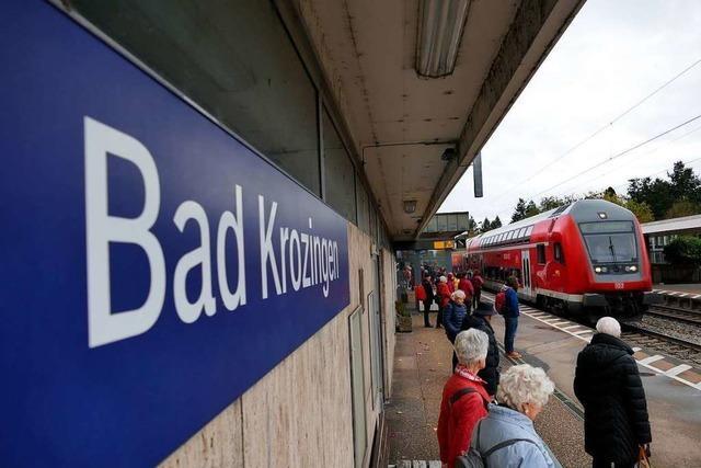 Neues Stellwerk in Bad Krozingen ist zukunftsweisend für Züge